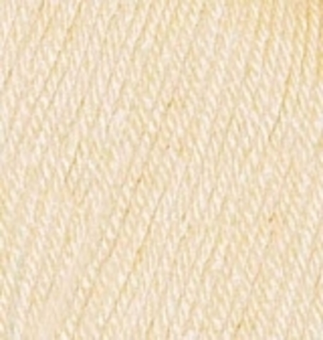 Пряжа Baby wool Alize 491 Миндаль фото
