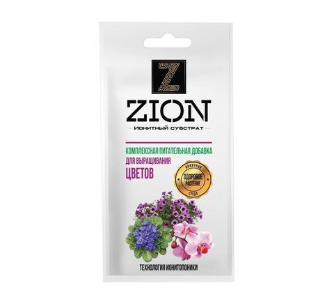 Удобрение Цион для цветов (Zion)