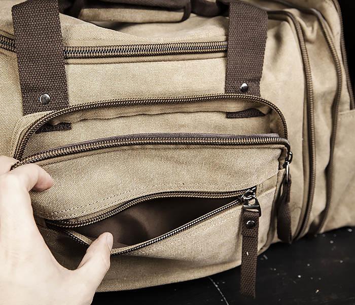 BAG477-2 Легкая и вместительная сумка для путешествий фото 13