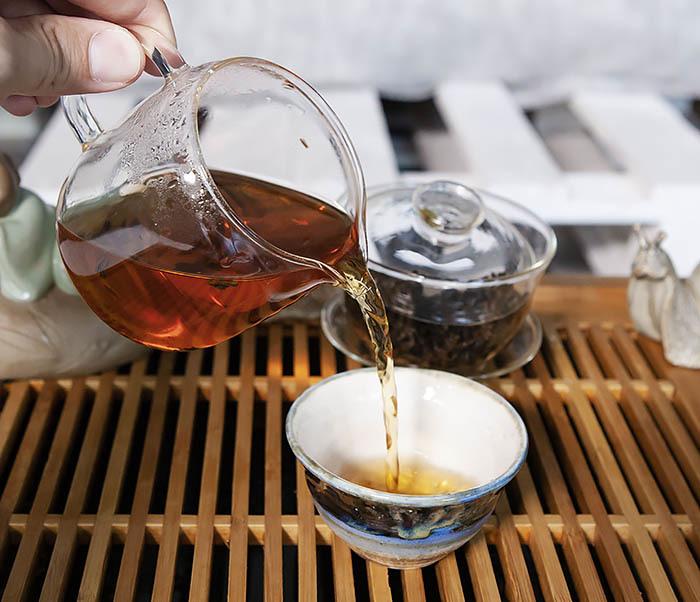 TEA-CH108 Китайский чай «Малый Вид с Горы Чжен» (Чжэнь Шань Сяо Чжун, сорт «B», 50 гр) фото 12