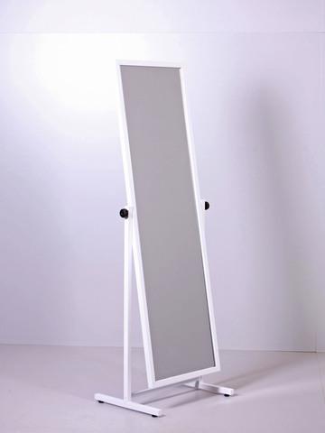 Т-150-48 Зеркало напольное (белое)