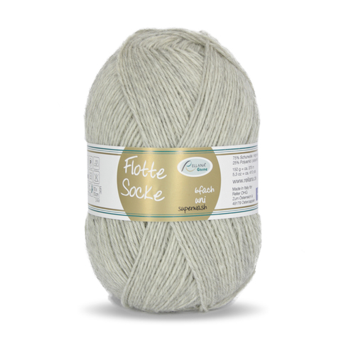 Rellana Flotte Socke Uni 6-fach (2155) купить