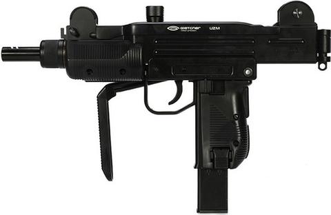 Пневматический пистолет-пулемёт UZM (автомат)
