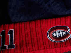 Шапка NHL Montreal Canadiens № 11