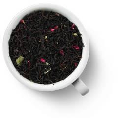 Клубника-Малина, чай черный ароматиз. 100 гр.