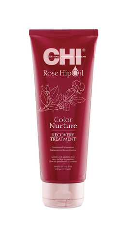 Восстанавливающая маска CHI Rose Hip Intense Treatment