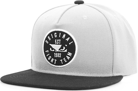 Бейсболка/Кепка Bad Boy Original Fight Team Snapback Cap Grey