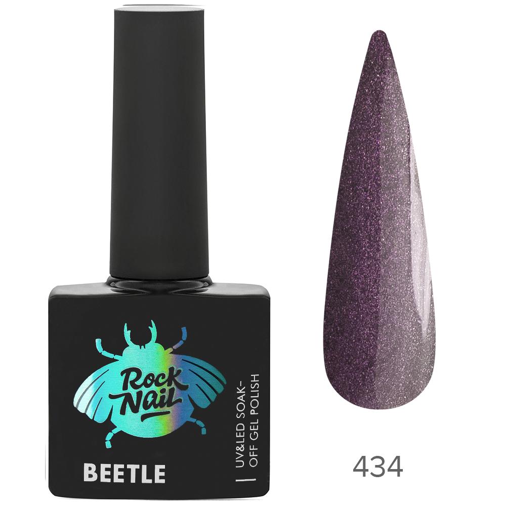 Гель-лак RockNail 434 Stag Beetle 10мл