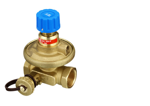 Клапан балансировочный ASV-P Ду 25 Danfoss 003L7623 с внутренней резьбой