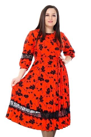 Платье-4897