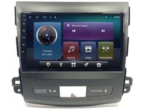 Магнитола Mitsubishi Outlander XL (07-11) Android 10 4/64 IPS DSP 4G модель CB-2052TS10