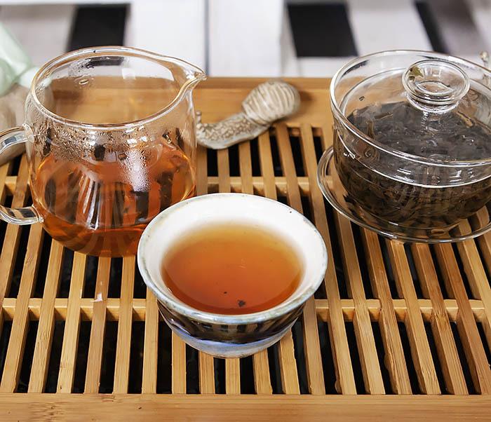 TEA-CH108 Китайский чай «Малый Вид с Горы Чжен» (Чжэнь Шань Сяо Чжун, сорт «B», 50 гр) фото 14