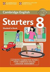 C Young Learners Eng Tests 8 Starters SB