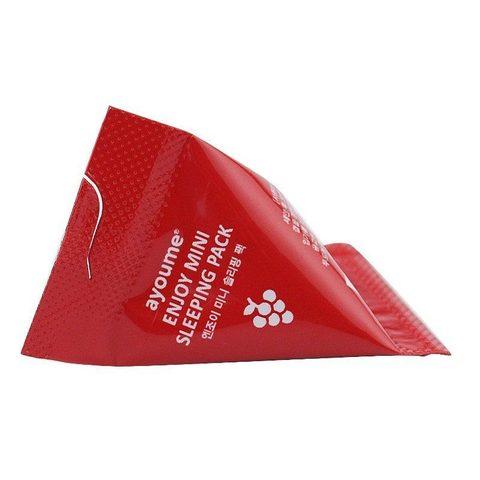 Ночная антивозрастная маска, 1 пирамидка AYOUME Enjoy Mini Sleeping Pack