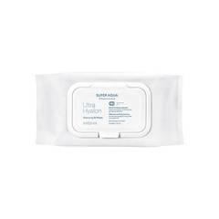 Очищающие салфетки MISSHA Super Aqua Ultra Hyalon Cleansing Oil Wipes 70 листов