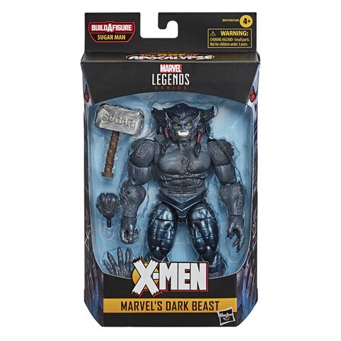 Marvel Legends Series: Dark Beast || Тёмный Зверь