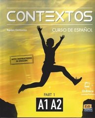 Contextos A1/A2 - Libro del alumno