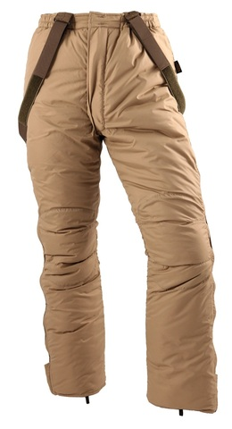 Двусторонние брюки Carinthia G-Loft Reversible