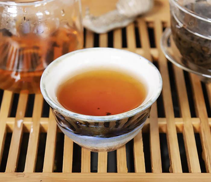 TEA-CH108 Китайский чай «Малый Вид с Горы Чжен» (Чжэнь Шань Сяо Чжун, сорт «B», 50 гр) фото 15