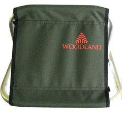 Табурет складной Woodland Compact ALU ATM-02 (алюминиевый)