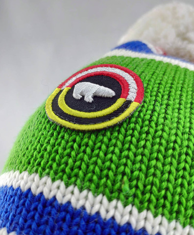 Картинка шапка Eisbar mailo pompon 199 - 2