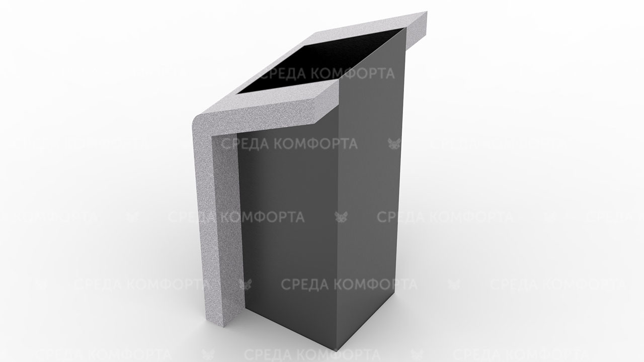 Урна бетонная URN0053