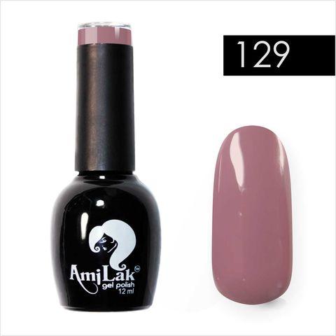 AmiLak Color Gel Polish №129