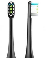 Насадка для зубной щетки Xiaomi Soocas X3/X5 Black (2 шт.)