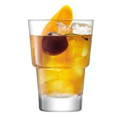 Набор из 2 стаканов для коктейлей LSA International Mixologist, 320 мл, фото 3