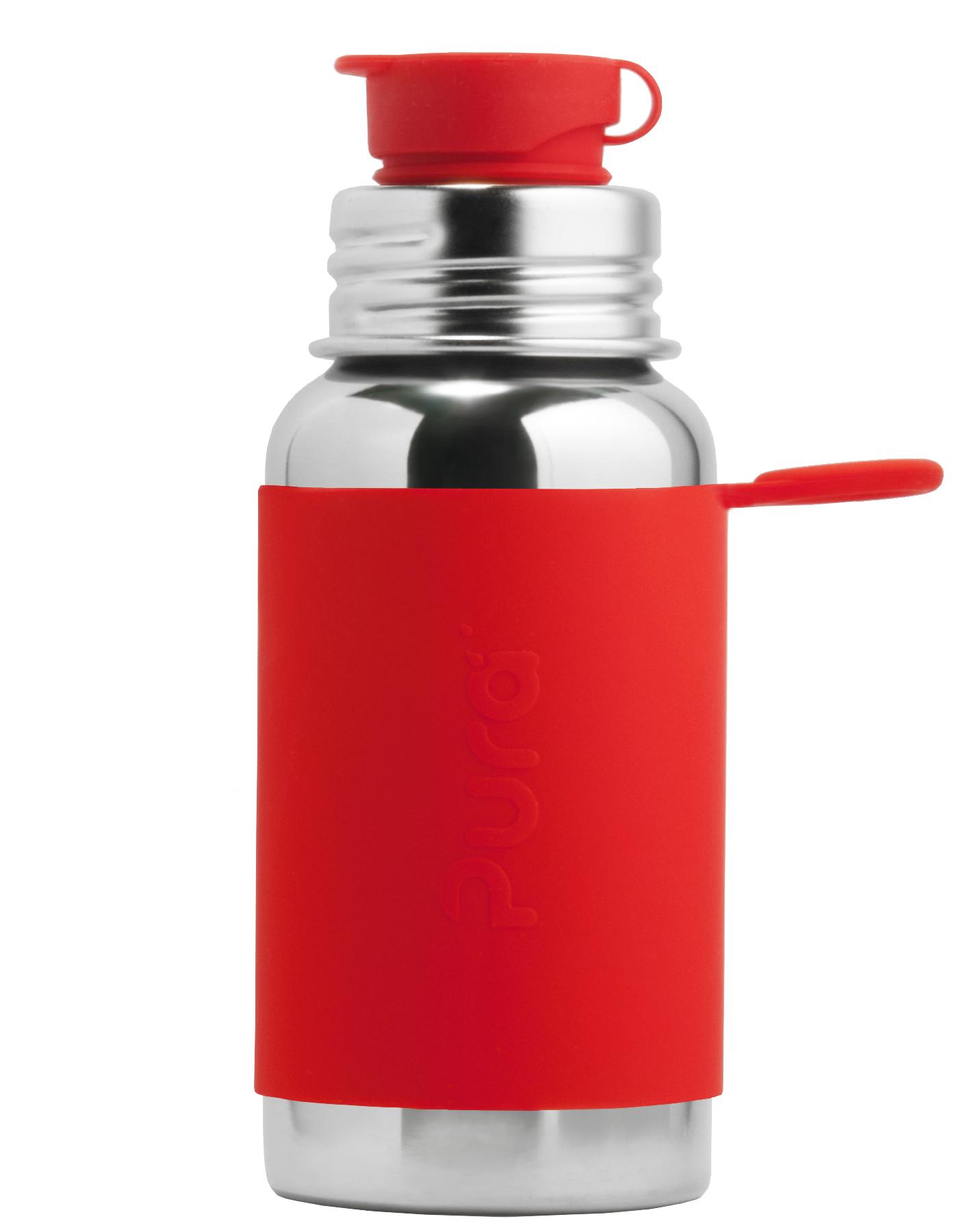 Стальная спортивная бутылка Pura 550 мл