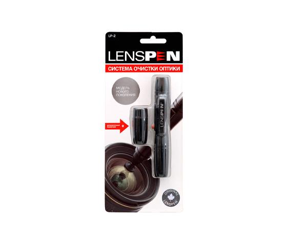 Карандаш для чистки оптики Lenspen LP-2 - фото 1 - упаковка