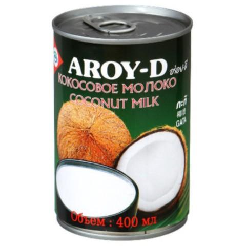 Кокосовое молоко 17-19% 400мл AROY-D