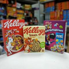 Готовый завтрак Kellogg's Froot Loops marshmallows 357 гр