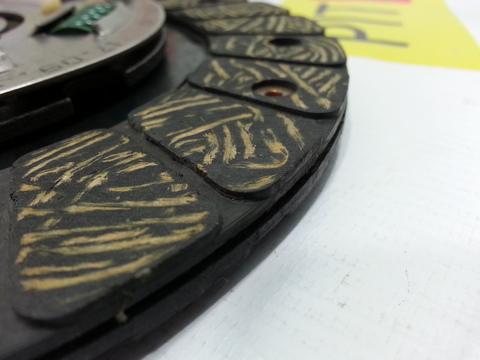 HOFER -  диск сцепления для Лада Самара.
