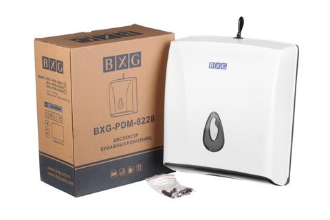 Диспенсер бумажных полотенец BXG-PD-8228