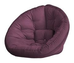Кресло Farla Lounge Фиолетовое