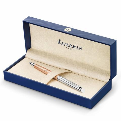 Шариковая ручка Waterman Hemisphere Deluxe Rose Wave123