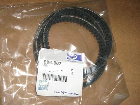 Ремень привода генератора / BELT АРТ: 996-967