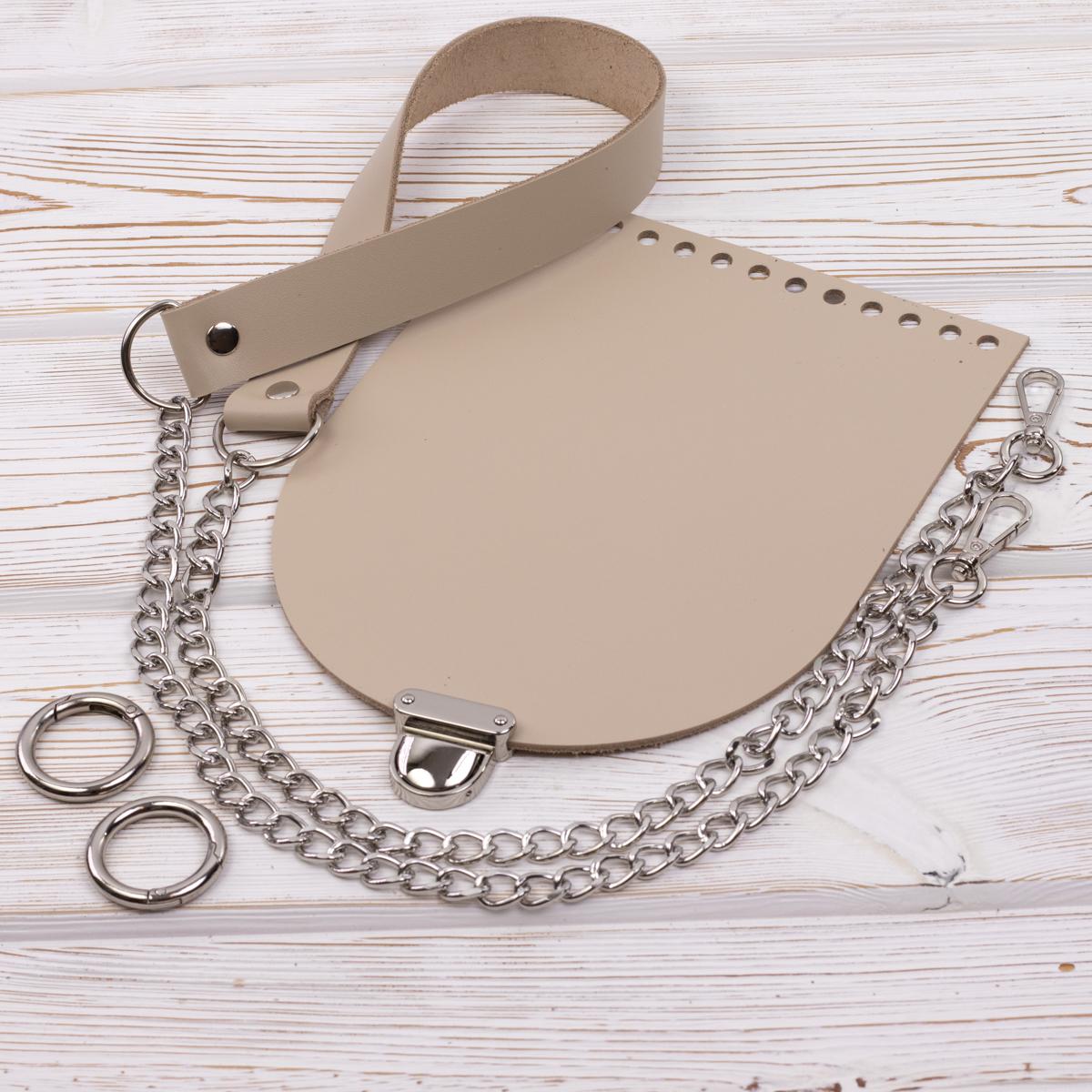 "Каталог Комплект для сумочки Орео ""Кремовый"" N2 IMG_7025.jpg"