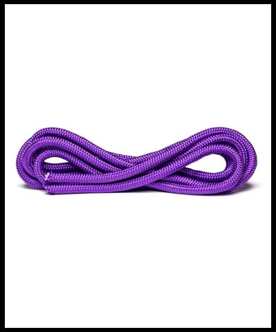Скакалка для художественной гимнастики RGJ-401, 3м, фиолетовый