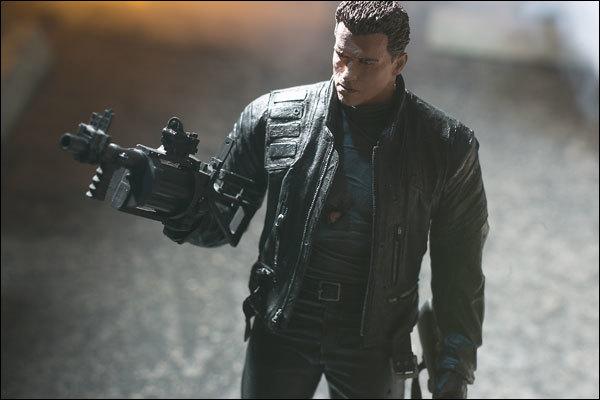 Terminator 3 Т-850 Terminator (без очков)