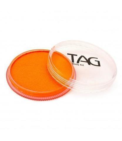 Аквагрим TAG 32гр неоновый оранжевый