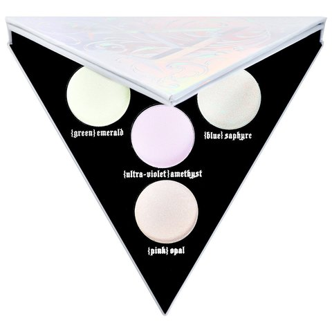 Kat Von D Alchemist Holographic Highlighter palette