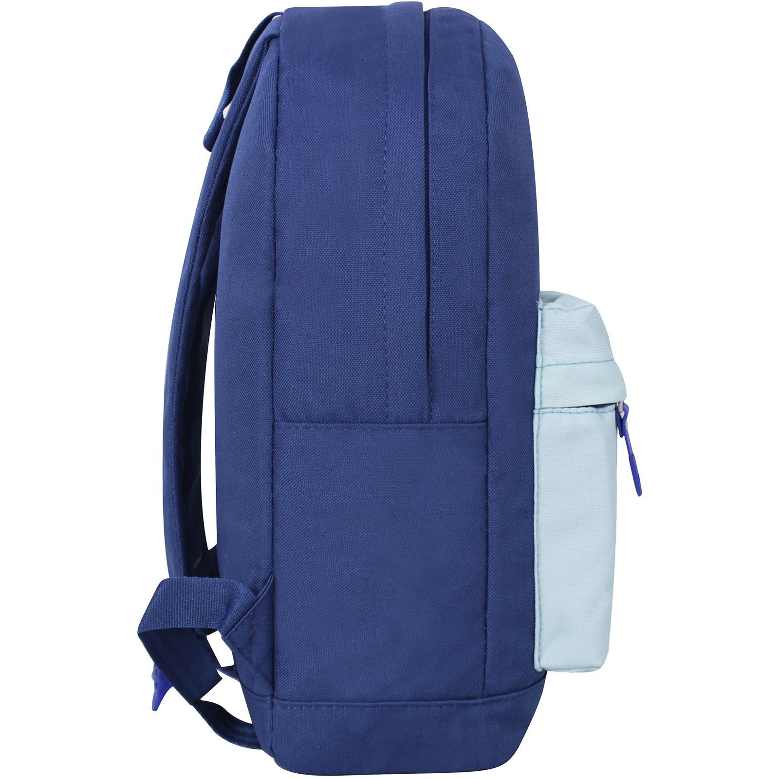 Рюкзак Bagland Молодежный W/R 17 л. Синий 181 (00533662) фото 2