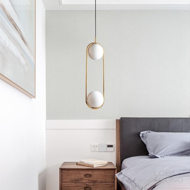 Подвесной светильник Hoop Duo