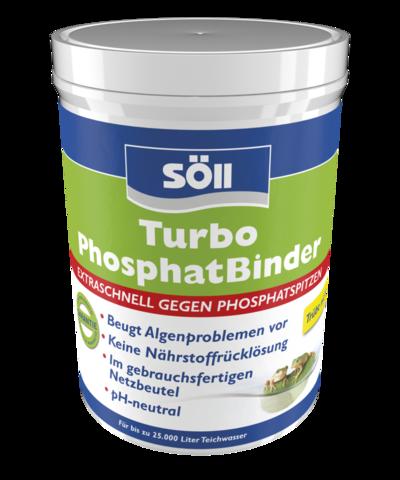 Средство против водорослей  Turbo PhosphatBinder  600 g