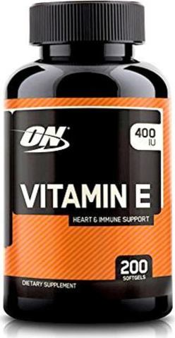 Витамин Е Optimum Nutrition Vitamin E 400 IU