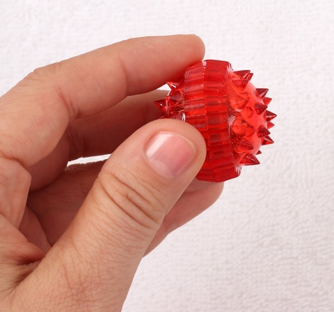 Акупунктурный массажер Су джок, шар + 2 кольца