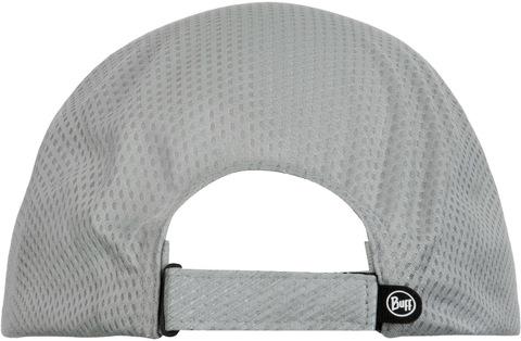 Кепка со светоотражающими вставками Buff One Touch Cap R-Solid Grey фото 2