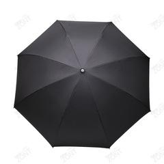 Обратный ветрозащитный зонт розовая гербера, механика
